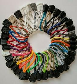 10 Zipper Pulls w/ Bungee Cords Different Colors to Choose B