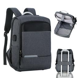15.6-inch Multi-function Oxford Cloth Backpack Men <font><b>
