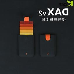 2019 New Arrival DAX V2 Mini Slim Portable <font><b>Card</b>