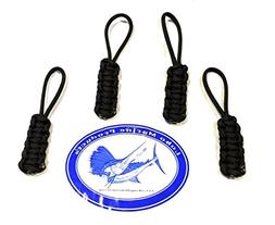 4 Pack Lobo Marine Products 550 Paracord Jeep Soft Top And B