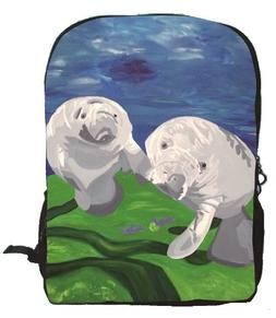 Animal Backpack Book Bag School - Support Wildlife Conservat