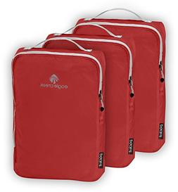 Eagle Creek Pack-It Specter Cube 3pc Set , Volcano Red