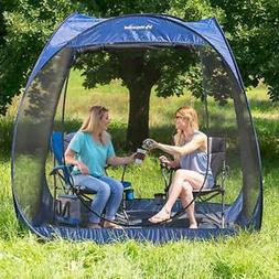 Viva Active 7.5' Pop Up Screen Room with Floor No Assembly