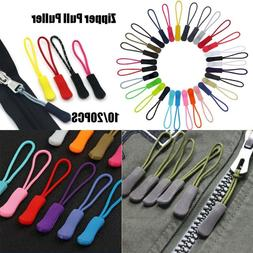 9 colors Cord Rope Pullers Zip Puller Replacement Zipper Pul