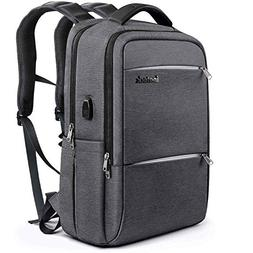 Inateck 15.6 Inch Laptop Business Backpack Waterproof Colle