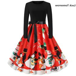 christmas font b dress b font women
