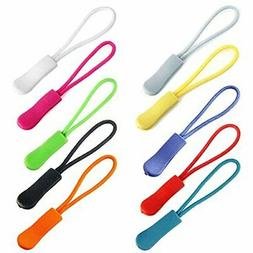 Z Zicome Colorful Zipper Pulls for Backpacks, Luggage and Ja