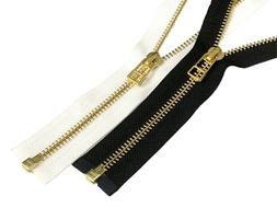 EVERBRIGHT® Top YKK #5 zipper USA Fashion Trends with Wire