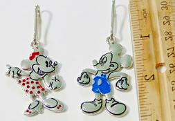 HIS AND HERS DISNEY INSPIRED HANDMADE MICKEY & MINNIE MOUSE