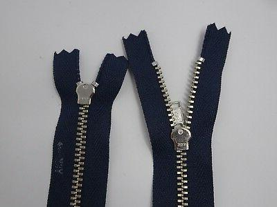 YKK 4mm Closed-End Zipper Diecast Pull 14""