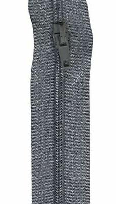 Sullivans Make-A-Zipper Kit, 5-1/2-Yard, Gray