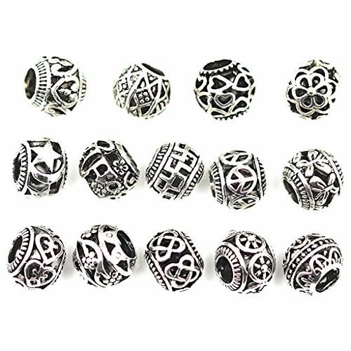 filigree bracelet spacer beads toneassorted