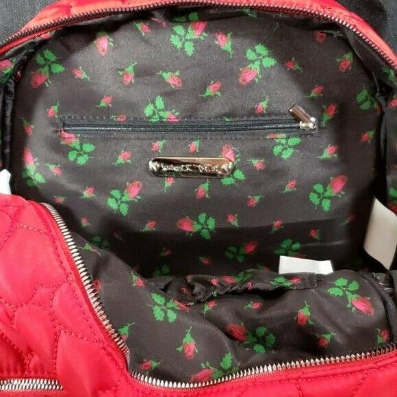 Betsey Johnson Quilted