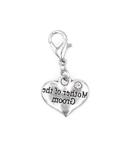 mother groom clip charm perfect