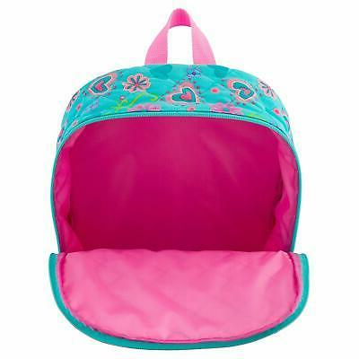 Quilted Backpack Bag with
