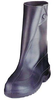 Tingley Rubber 10-Inch 1400 Rubber Overshoe with Button Boot