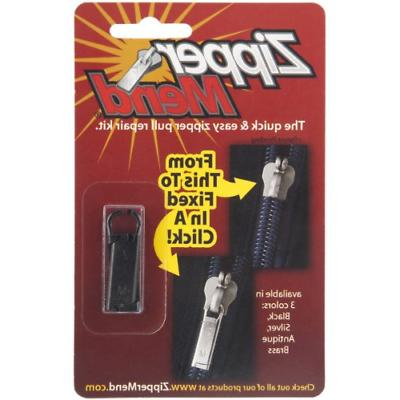 Zipper Pull Replacement Repair Kit For Luggage Jacket Backpa