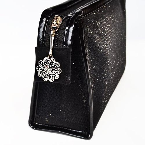 Ascrafter Zipper Pulls - Bling Zipper with 4 Buttons Jacket, Backpack, Luggage Bag & More