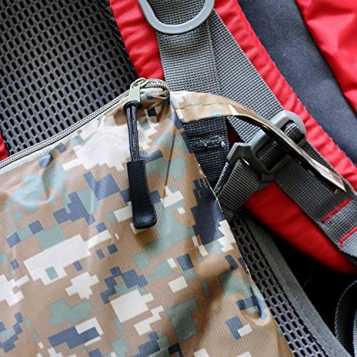 Zipper Pack Zip Backpacks, Tents, Trolley cases, Traveling cases, and Jackets