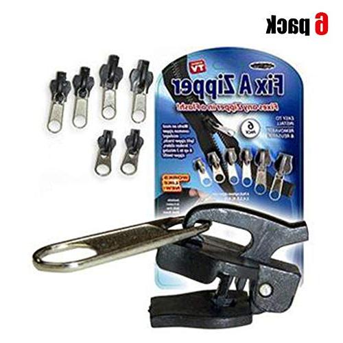 zipper replacement universal repair