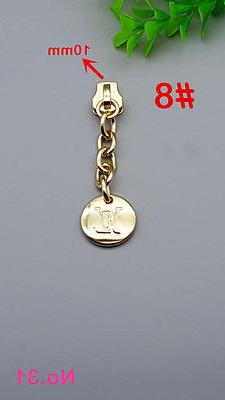 Zipper Slider Luxury Hardware Zipper Zip Pull NEW