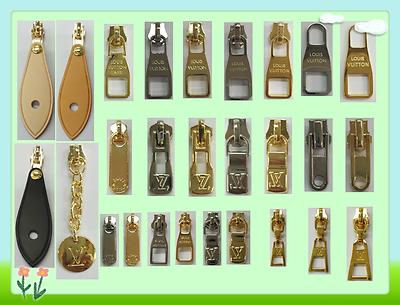zipper slider replacement luxury hardware accessories zipper