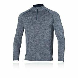 Under Armour Men's Tech ¼ Zip, Academy /Steel - Choose SZ/c