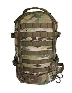Hank's Surplus Military Style Molle Travel Hiking Camping Da