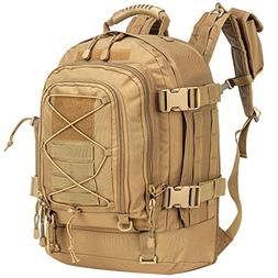 WolfWarriorX Military Tactical Assault Backpack 3-Day Expand