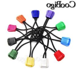 "Mixed Colors 3"" Zipper Pull 2mm Paracord Backpack Outdoor Ca"
