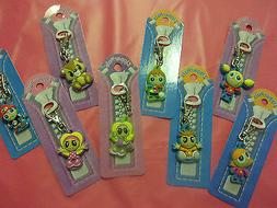 NEW!!!!  Childrens character zipper pull, sports, girly, car