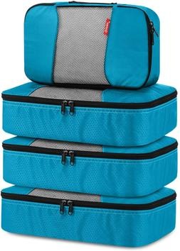 Gonex Packing Cubes Travel Luggage Organizers Different Set