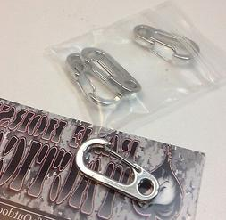 Paracord Carabiner Hooks Tactical Survival Paracord Tools Zi
