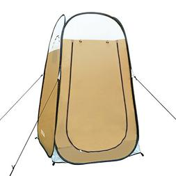 Leader Accessories Pop Up Shower Tent Dressing Changing Tent