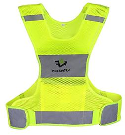 Reflective Vest for Running or Cycling