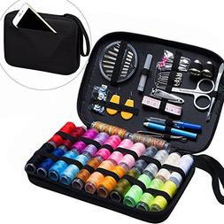 Gold Meier Sewing Kit with Over 90 Premium Sewing Accessorie