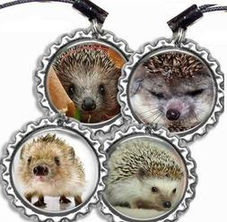 Silly Hedgehogs Bottle Cap Sports Bag Tag Luggage Id Backpac
