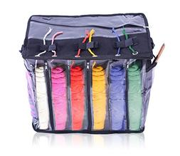 Imperius Yarn Storage Bag/Portable Tote Easy to Crochet/Knit