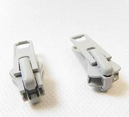 YKK Zipper Pull Tab Sliders Boat Canvas #10 Vislon Double Me