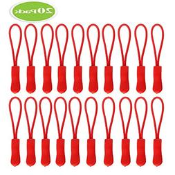 Zipper Pulls - Zipper Fixer- Strong Nylon Cord with Ergonom